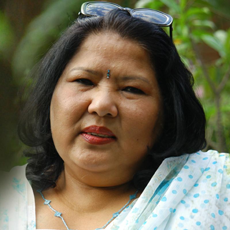 उषा शेरचन