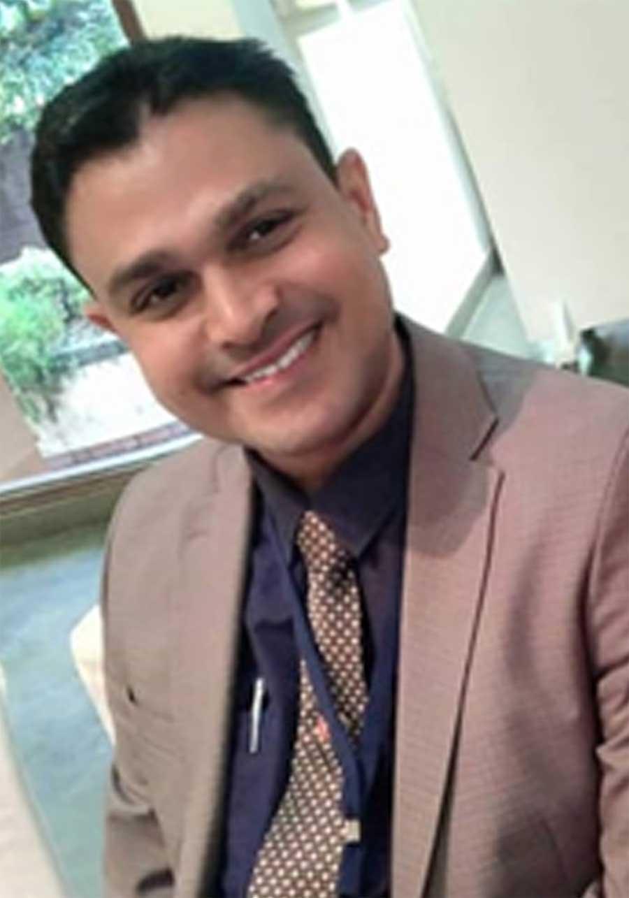 Dr. Chamal Sanjeewa
